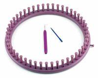 Purplehatloom