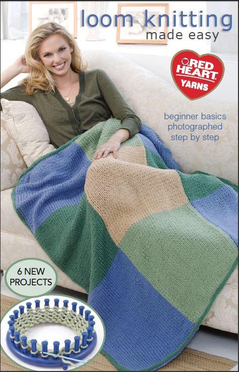 Loom Knitting made easy