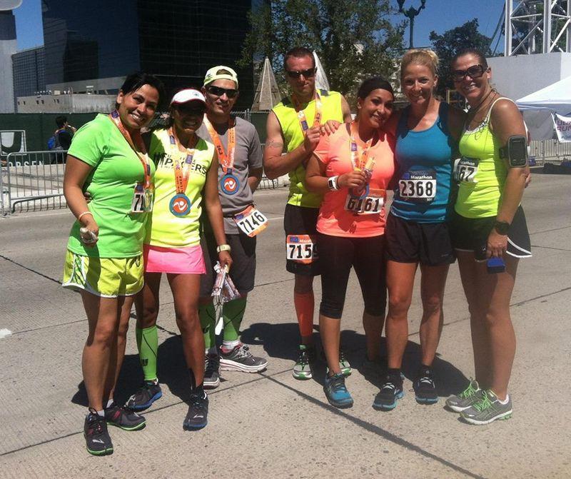 UVM marathon