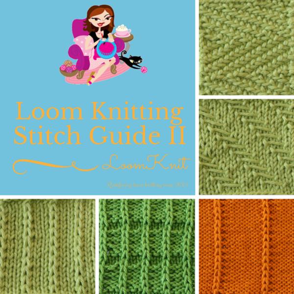 Stitches - Loom Knit