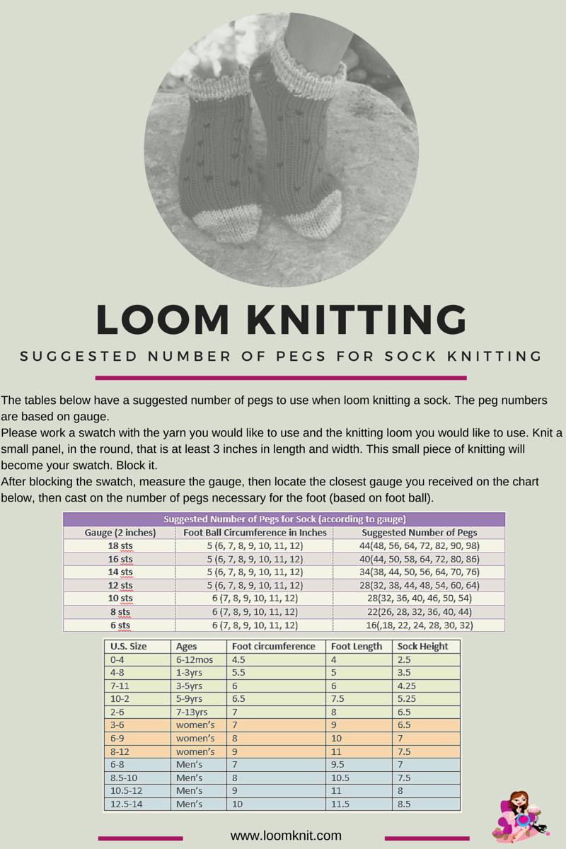 Loom Knit: Socks, Leg Warmers, Foot Coverings