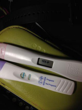 Pregnancy test 3.14.16