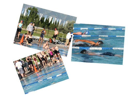 Swimcollage
