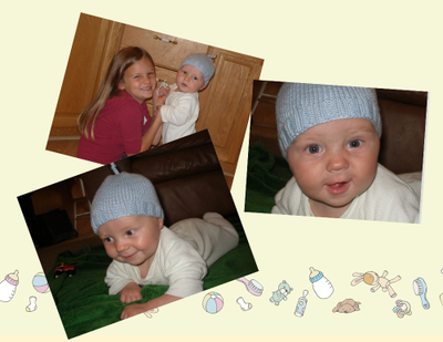 Babycollage