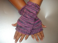 Fingerlessmitts